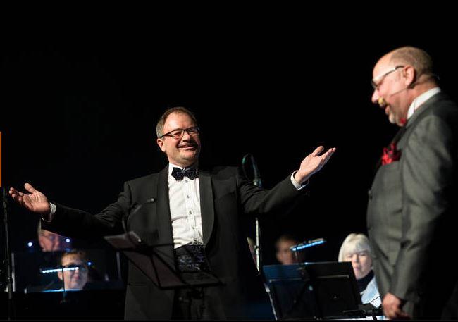 Jesper Rosenkilde og Alex Bødiker. Foto Peter Leth Larsen, Fyens